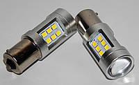 Автомобильные светодиоды P21W (21-SMD)(3535)(Белый)