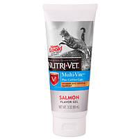 Nutri-Vet МУЛЬТИ-ВИТ ГЕЛЬ (Multi-Vite) комплекс витаминов и минералов для котов