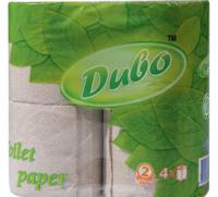Туалетная бумага Диво 4шт. Макулатурная
