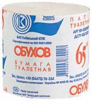 Туалетная бумага Обухов