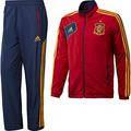 Акция.Спортивный парадный костюм сборной Испании по футболу