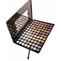 Тени для макияжа 88 цветов теплые. Палитра/палетка теней для век Mac Cosmetics