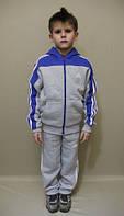 Детский спортивный костюм Адидас для мальчика утепленный