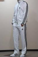 Спортивный костюм Adidas белый