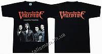 BULLET FOR MY VALENTINE - Temper Temper - рок-футболка