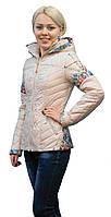 """Куртка весенняя для девочек """"Лилия""""."""