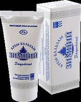 Зимний крем бальзам Арго защищает кожу от холода, шелушение, сухость, обморожение, аллергия, дерматит, купероз