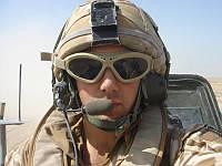 "Очки-маска противоосколочная армии НАТО-Revision ""Bullet ant Goggles"". (б\у)"