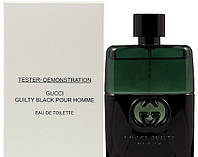 Тестер Gucci Guilty Black pour Homme 90 ml (Лицензия Голландия 100% копия Оригинала