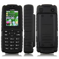 Защищенный телефон IP55 Xiaocai X6 на 2 сим GSM - 5000mAh батарея, Powerbank