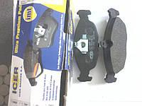 Колодки тормозные дисковые ICER