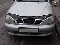Дефлектор капота (мухобойка) Daewoo Lanos с 2005 г.в