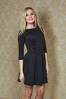Женское платье черное, фото 1