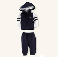 Детский спортивный костюм Polo для мальчика, темно-синий