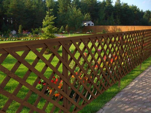 Ограждения садовые фото - Садовые ограждения: заборы, ограды, бордюры, живые изгороди