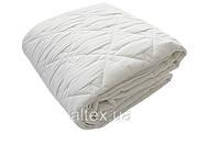 Одеяло из микрофибры Демисезон белое - Полуторный 150х220