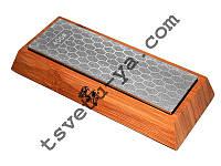 Алмазная точилка из нержавеющей стали Taidea 1103, алмазная точилка для керамических ножей, брусок алмазный