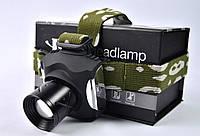 Налобный фонарь Bailong BL-6631 30000W