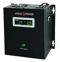 ИБП Logicpower LPY- W - PSW-800VA +  (560Вт) с правильной синусоидой