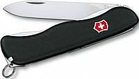 Складной многофункциональный нож Victorinox Sentinel, 08413.3 черный