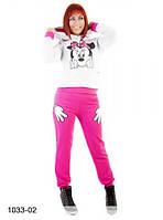 Спортивный костюм с ушками Минни
