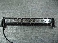 Мощные светодиодные фары LED 029-120W  Combi - для авто.