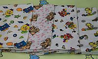 Детская байковая пеленка, пеленка на байке