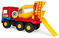 Игрушечная бетономешалка Middle Truck 39223