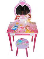 Мебель детская туалетный столик для девочки