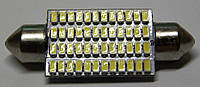 Автомобильные светодиоды C10W (48-SMD)(3014)(41 mm)