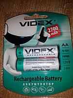 Аккумулятор VIDEX AA 2700