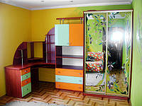 Дитячі кімнати з мдф фасадами ужгород