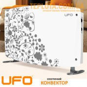 Электрический конвектор UFO MCH-10 LP (УФО, 1000Вт) - НОВИНКА 2015 года