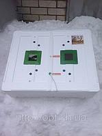Инкубатор для яиц Рябушка ИБМ-130 с механическим переворотом и цифровым терморегулятором