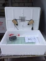 Инкубатор для яиц Цыпа ИБМ-100 с механическим переворотом и цифровым терморегулятором