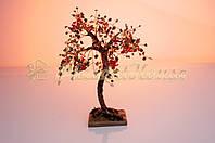 Дерево из самоцветов Рябина