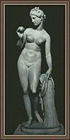 Набор для вышивки крестиком Венера Ю 0106
