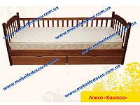 """Кровать  """"Калипсо"""" с ящиками (Mebigrand)"""