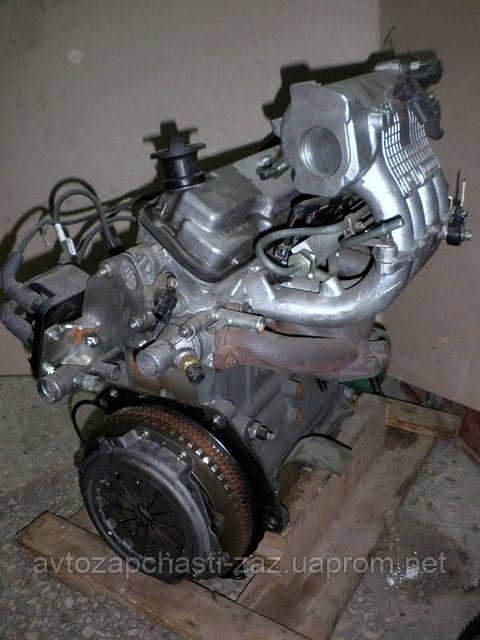 Авто ланос двигатель