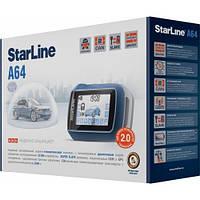 Автосигнализация StarLine A64 2CAN