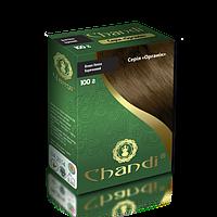 Краска для волос Коричневая Chandi, 100 г