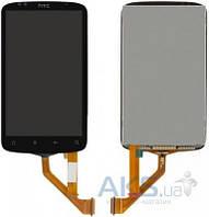 Дисплей для телефона HTC Desire S S510e G12 + Touchscreen (узкий шлейф)