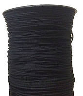 Линь для подводной охоты Omer 1.5 мм; нейлоновый; чёрный