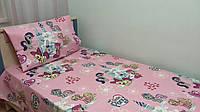 """Полуторный детский постельный комплект """"Пони"""" (My little Pony)"""