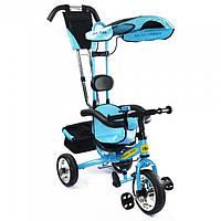 Велосипед трехколесный TILLY Combi Trike BT-CT-0002 BLUE