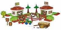 Игровой набор Kid Cars 3D ранчо 53410