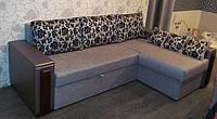 Диван угловой для дома, мягкая мебель для дома