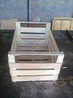 Ящики деревянные шпоновые для яблок