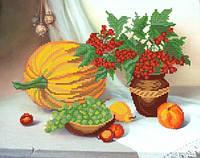 Схема для вышивки бисером  Осенний натюрморт РКП-167