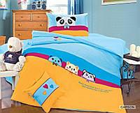 Детский комплект постельного белья ARYA Carson вышивка сатин 1001108